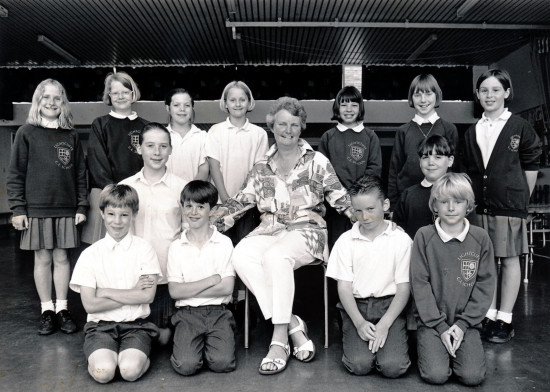Retirement Miss Jacqueling Nobbs 11 July 1995