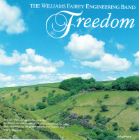 Williams Fairey Engineering Band - Freedom CD - 1988 - £4 + £1.50 P/P