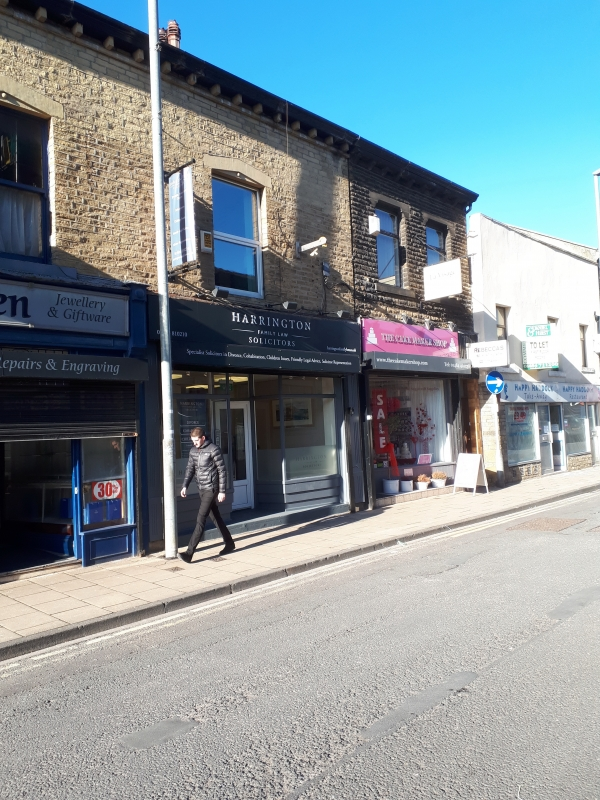 Another New Name in Bradford Road - Harrington's