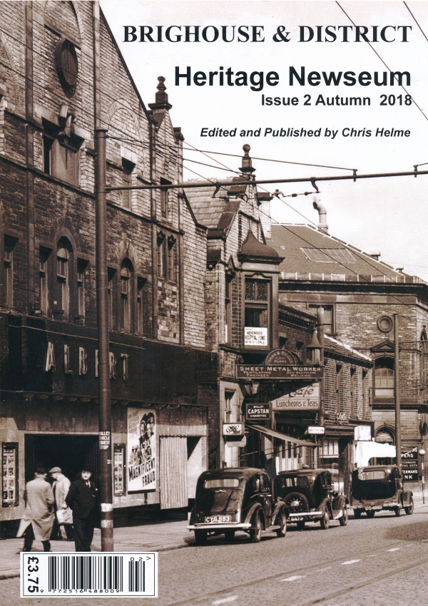 Brighouse and District Heritage Newseum Magazine - Issue number 2
