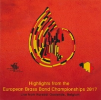 Highlights 2017 European Brass Band Championships - live in Ostend