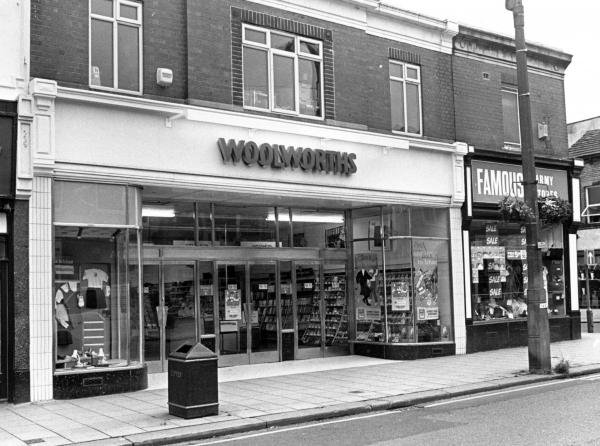 Happy Days at Woolworth's