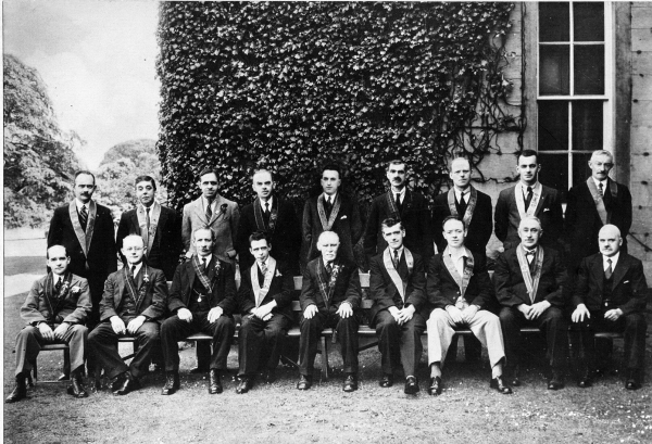Clifton Ancient Order of Foresters – 1938