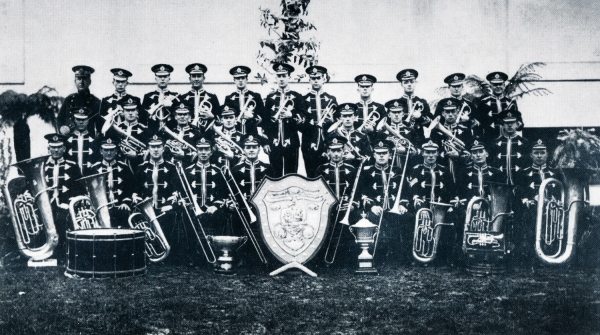 The Newcastle Steelworks Band from Australia and its 1924 visit to the UK