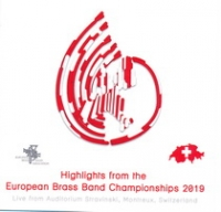 (DVD)  Highlights from the European Brass Band Championships 2019