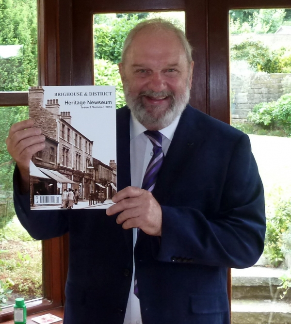 Brighouse and District Heritage Newseum Magazine - Is now available...